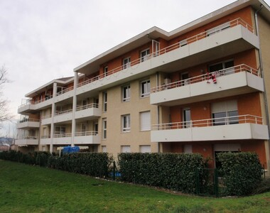 Location Appartement 4 pièces 82m² Rumilly (74150) - photo