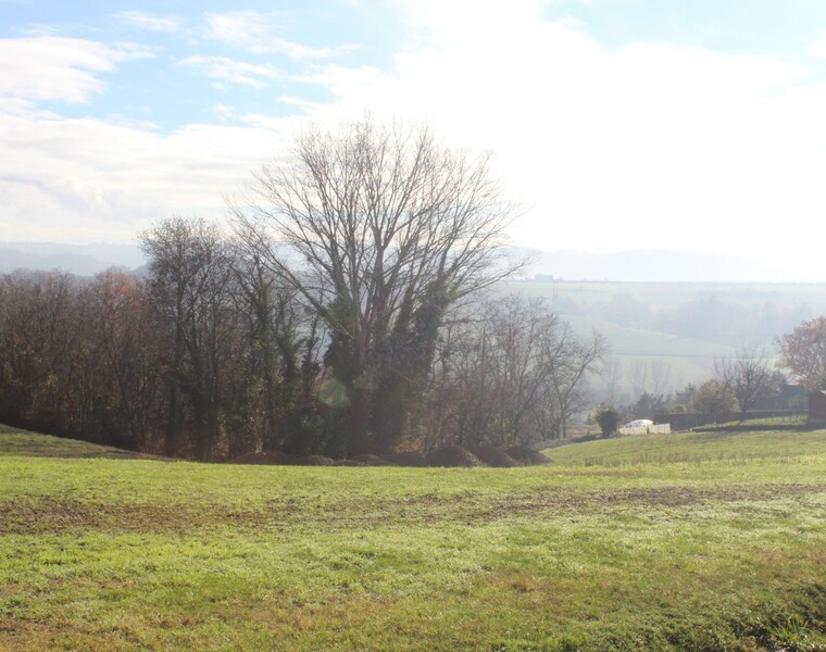 Vente Terrain 1 963m² Saint-Just-Chaleyssin (38540) - photo
