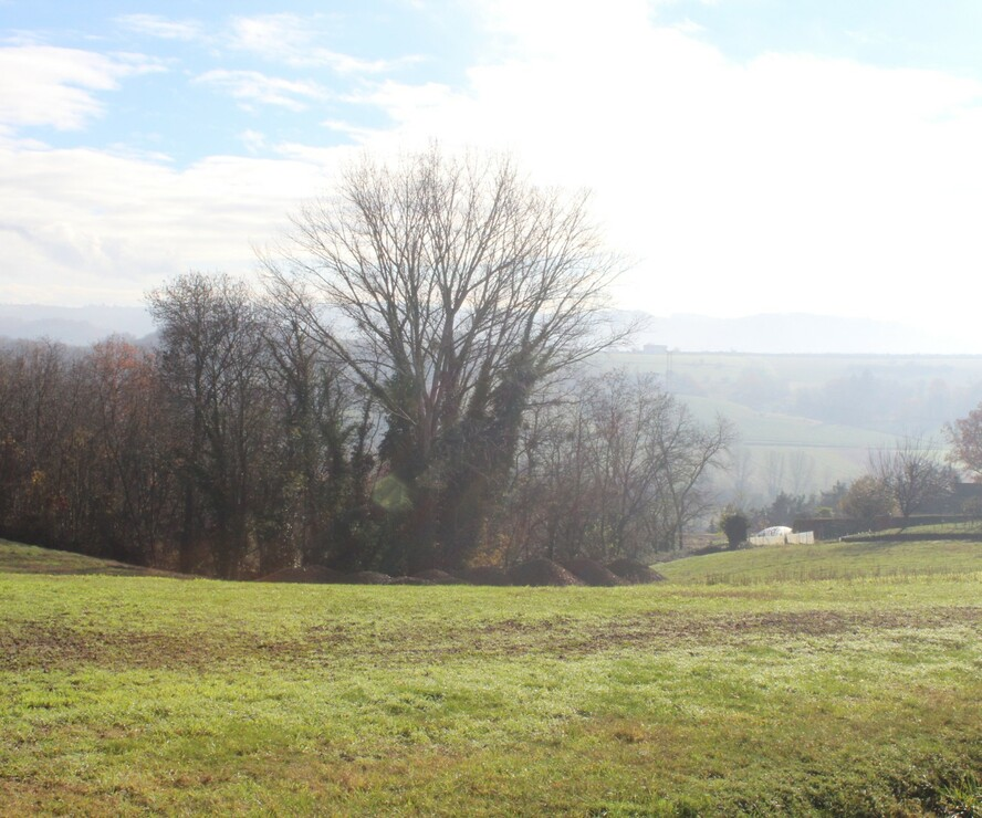 Sale Land 1 963m² Saint-Just-Chaleyssin (38540) - photo