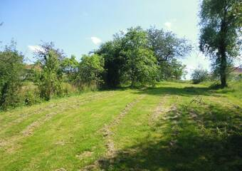 Vente Terrain 1 600m² Cusset (03300) - photo