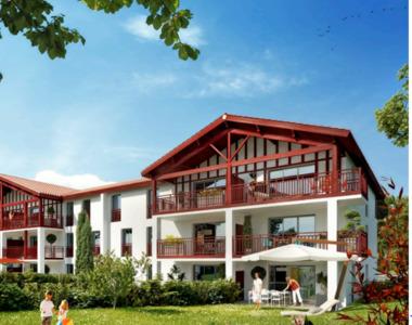 Vente Appartement 3 pièces 66m² Mouguerre (64990) - photo