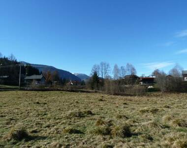 Vente Terrain 2 359m² Araches (74300) - photo