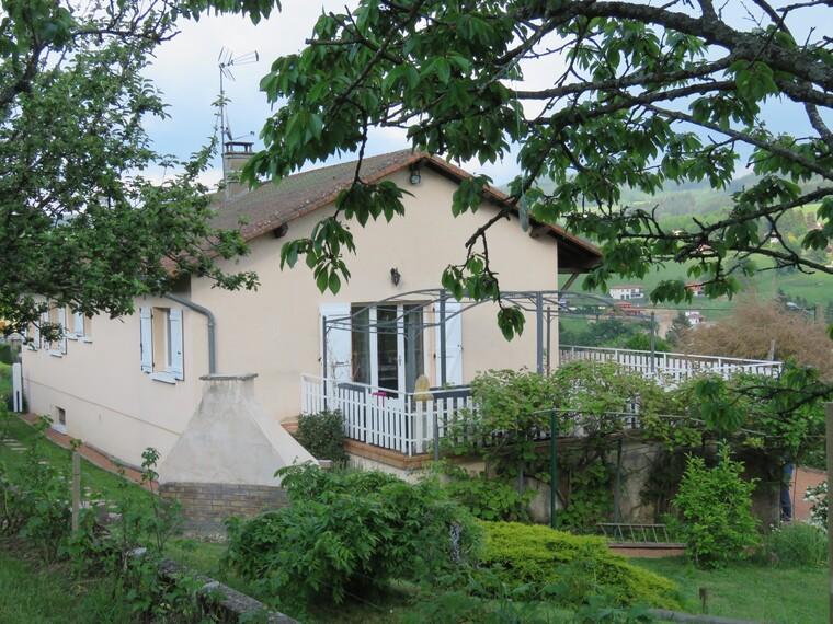 Vente Maison 7 pièces 172m² Cublize (69550) - photo