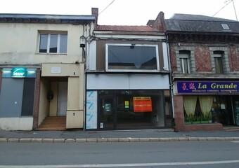 Vente Local commercial 70m² Bruay-la-Buissière (62700) - photo
