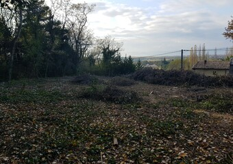 Vente Terrain 1 000m² Montélimar (26200) - photo
