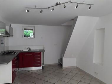Location Maison 2 pièces 54m² Le Gua (38450) - photo