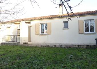 Vente Maison 4 pièces 85m² Villedoux (17230) - photo
