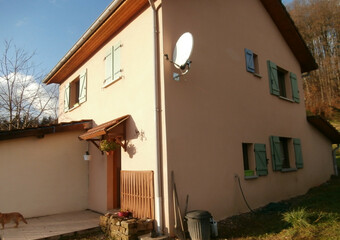 Vente Maison 5 pièces 110m² FOUGEROLLES - photo