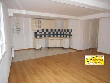 Vente Appartement 2 pièces 54m² Ézy-sur-Eure (27530) - photo