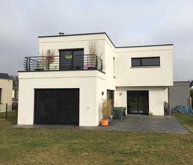 Vente Maison 5 pièces 160m² Morschwiller-le-Bas (68790) - photo