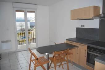 Vente Appartement 2 pièces 29m² La Tour-du-Pin (38110) - photo