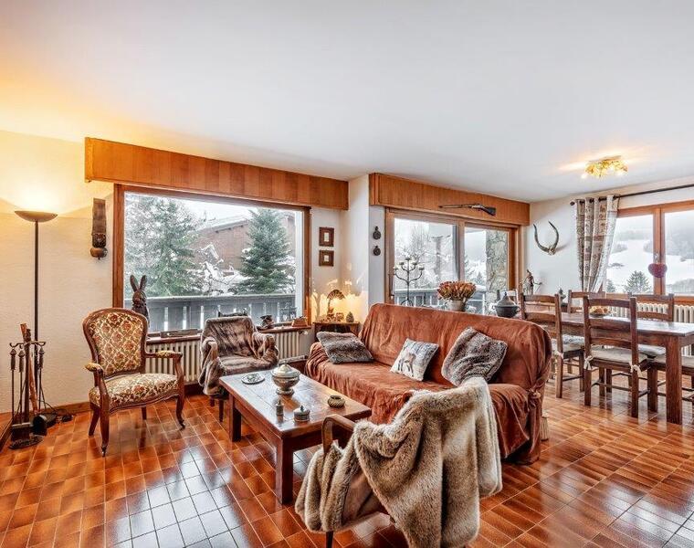 Vente Appartement 3 pièces 84m² Megève (74120) - photo
