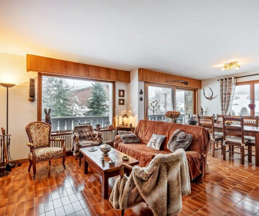 Sale Apartment 3 rooms 84m² Megève (74120) - photo