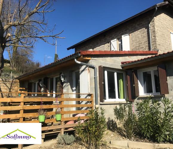 Vente Maison 4 pièces 100m² Montcarra (38890) - photo