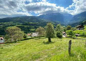 Vente Terrain 3 930m² Saint-Mury-Monteymond (38190) - Photo 1