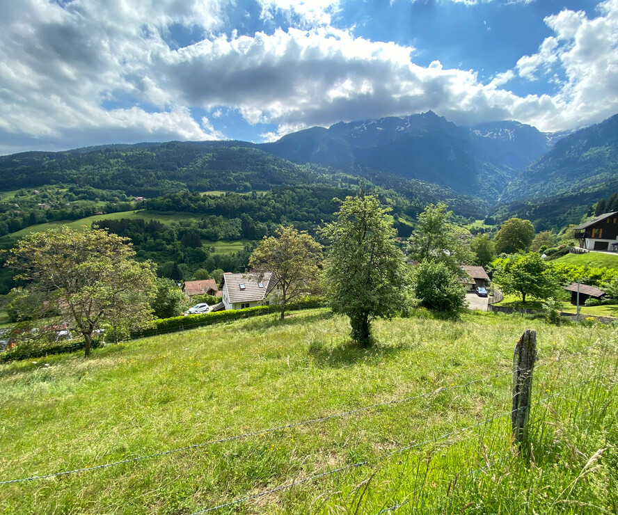 Vente Terrain 3 930m² Saint-Mury-Monteymond (38190) - photo