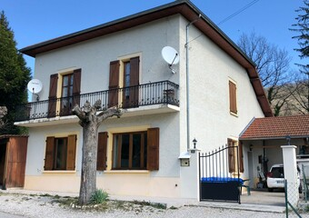 Vente Maison 7 pièces 130m² Saint-Nicolas-de-Macherin (38500) - photo