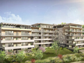 Vente Appartement 2 pièces 53m² Ferney-Voltaire (01210) - photo