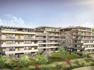 Vente Appartement 4 pièces 111m² Ferney-Voltaire (01210) - photo