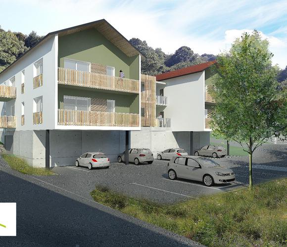 Vente Appartement 3 pièces 61m² La Tour-du-Pin (38110) - photo