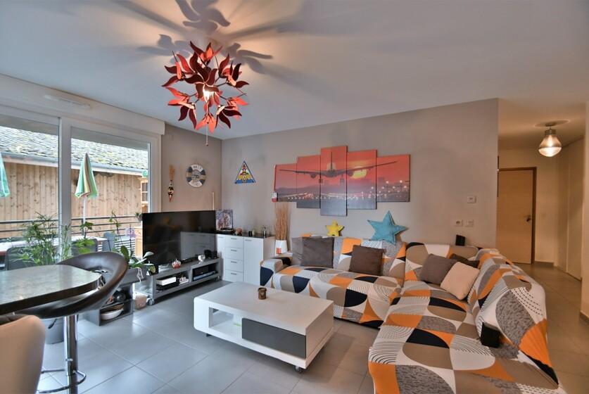 Vente Appartement 2 pièces 49m² Veigy-Foncenex (74140) - photo