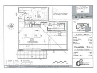 Vente Appartement 2 pièces 61m² Biarritz (64200) - photo 2