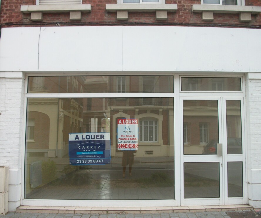 Location Local commercial 1 pièce 28m² Chauny (02300) - photo