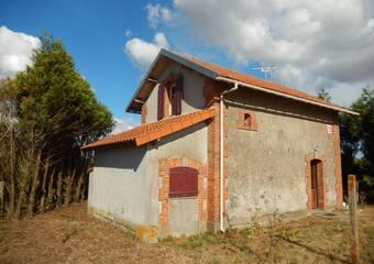 Vente Maison 3 pièces 54m² Gourgé (79200) - photo