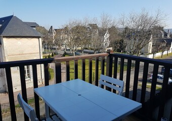 Vente Appartement 2 pièces 26m² Cabourg (14390) - Photo 1