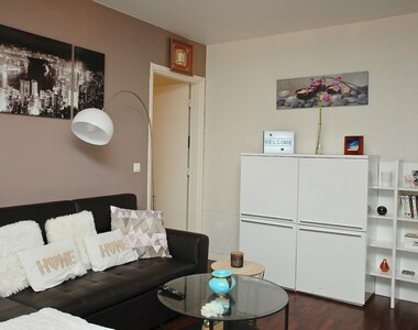 Vente Appartement 3 pièces 59m² Gennevilliers (92230) - photo