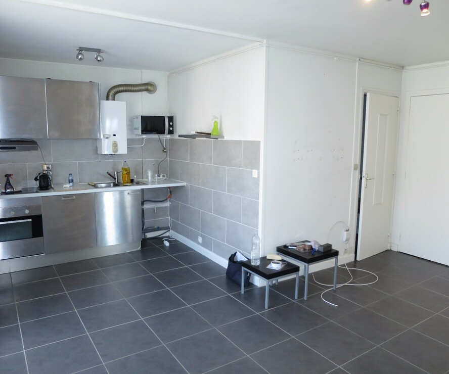 Location Appartement 3 pièces 45m² Fontaine (38600) - photo