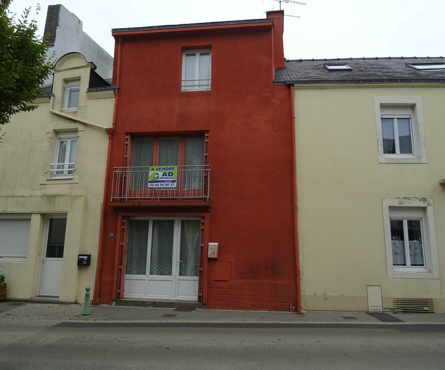 Vente Maison 6 pièces 84m² Savenay (44260) - photo