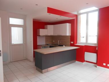 Location Appartement 4 pièces 67m² Chauny (02300) - photo