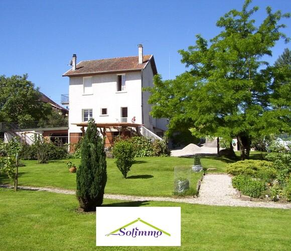 Vente Maison 5 pièces 110m² Montferrat (38620) - photo
