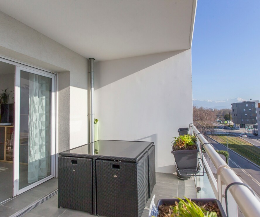 Vente Appartement 3 pièces 61m² Saint-Martin-le-Vinoux (38950) - photo
