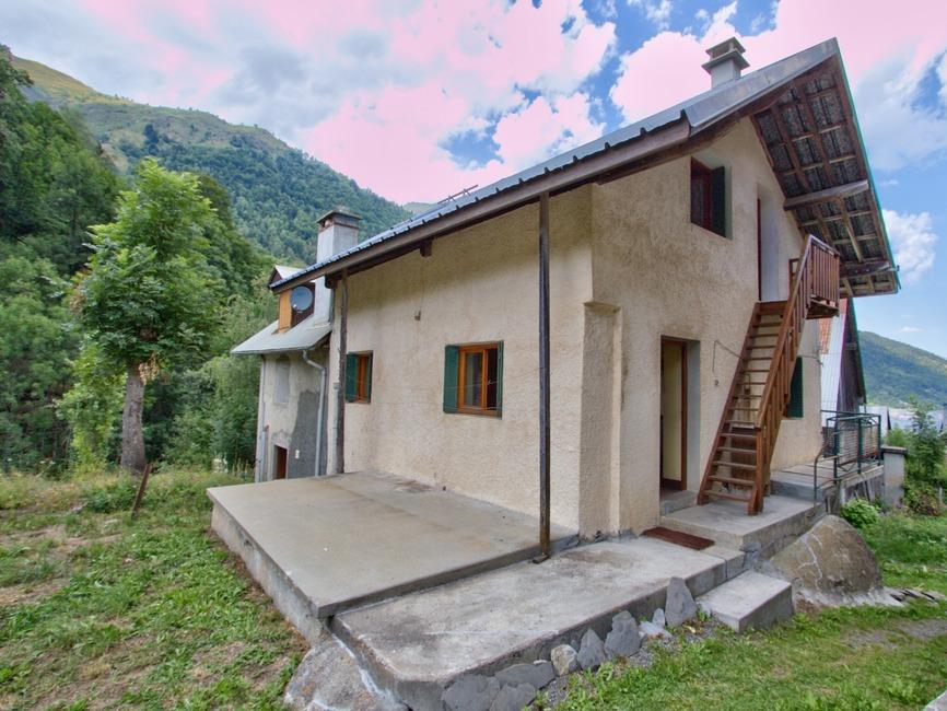 Vente Maison 5 pièces 71m² Saint-Colomban-des-Villards (73130) - photo