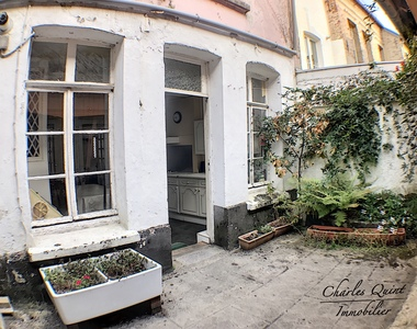 Sale House 5 rooms 89m² Montreuil (62170) - photo