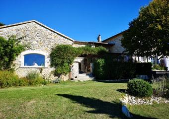 Vente Maison 13 pièces 320m² La Bâtie-Rolland (26160) - photo