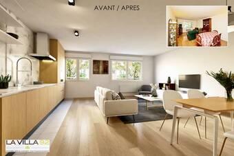 Vente Appartement 4 pièces 90m² Asnières-sur-Seine (92600) - photo