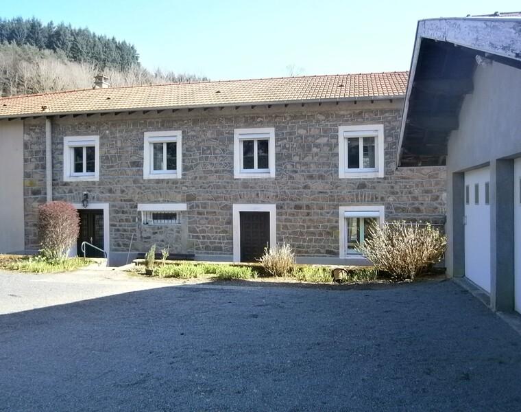 Vente Maison 8 pièces 178m² Cours-la-Ville (69470) - photo