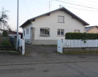 Vente Maison 7 pièces 170m² Rixheim (68170) - photo