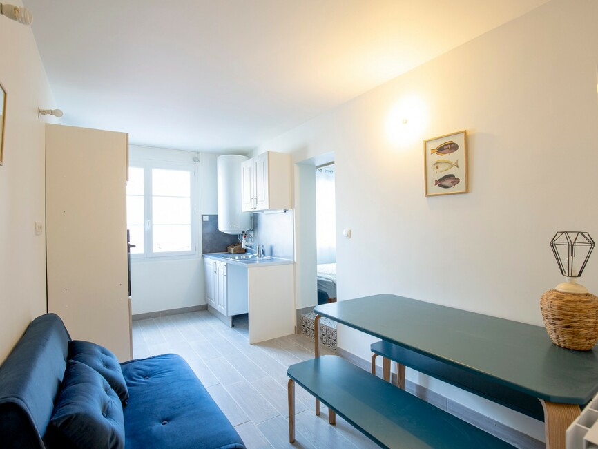 Vente Appartement 2 pièces 27m² Arcachon (33120) - photo