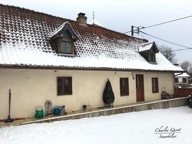Vente Maison 6 pièces 130m² Hesdin (62140) - photo
