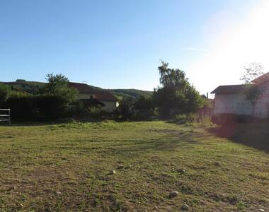 Vente Terrain 1 026m² Sillans (38590) - photo