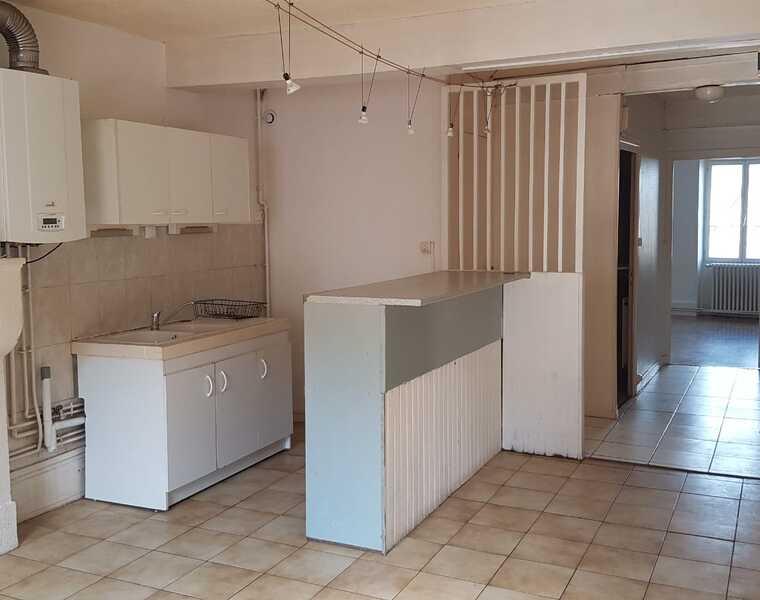 Vente Appartement 5 pièces 110m² La Clayette (71800) - photo
