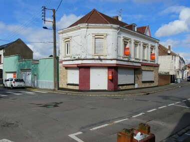 Vente Immeuble 7 pièces 168m² Annœullin (59112) - photo