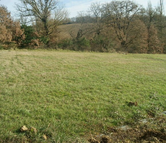 Sale Land 1 056m² SECTEUR L'ISLE JOURDAIN - photo