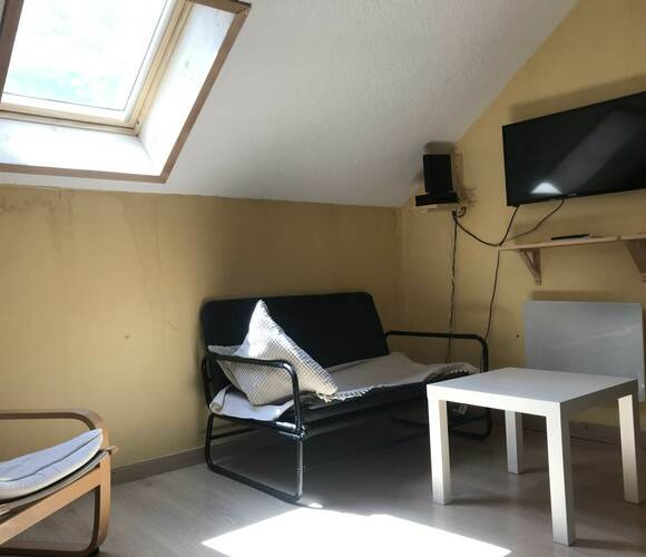 Location Appartement 1 pièce 14m² Le Bourg-d'Oisans (38520) - photo