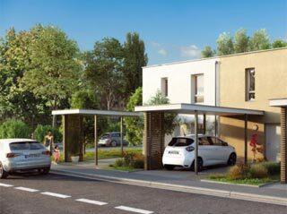 Vente Maison 4 pièces 76m² Illzach (68110) - photo