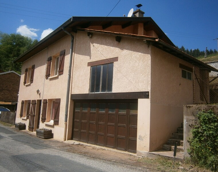 Vente Maison 6 pièces 140m² Saint-Vincent-de-Reins (69240) - photo